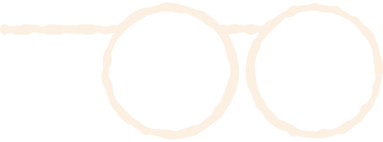 glasses side view Clipart illustration in PNG, SVG