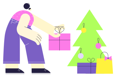 style Preparing for the holiday images in PNG and SVG | Icons8 Illustrations