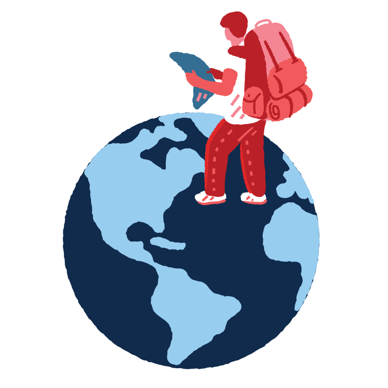 style Traveller Vector images in PNG and SVG | Icons8 Illustrations