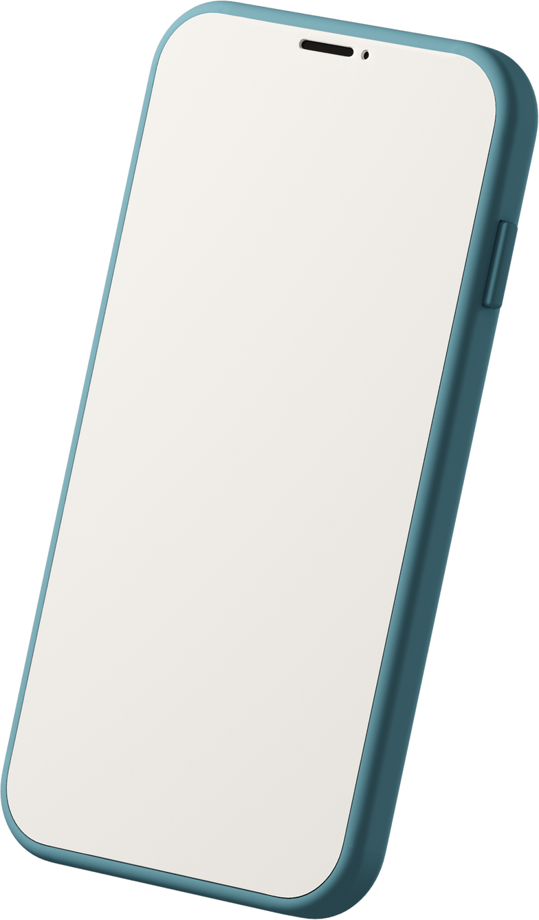 phone white screen Clipart illustration in PNG, SVG