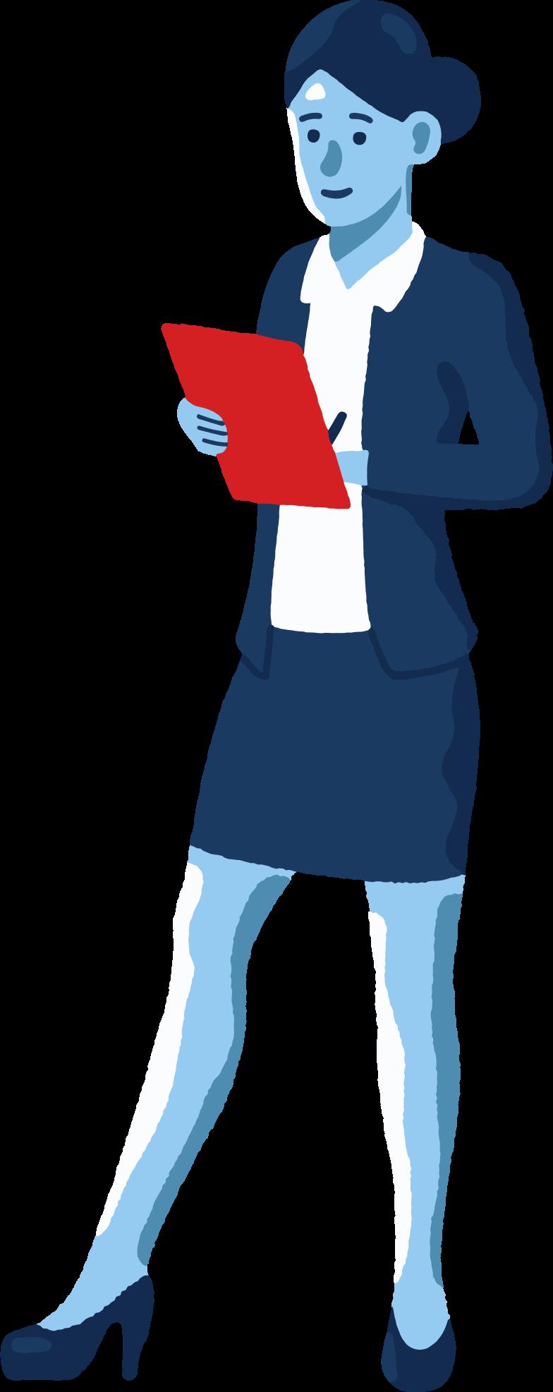 manager Clipart illustration in PNG, SVG