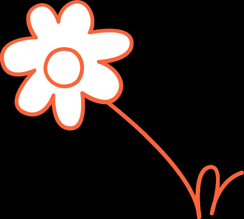 programming  flower Clipart illustration in PNG, SVG