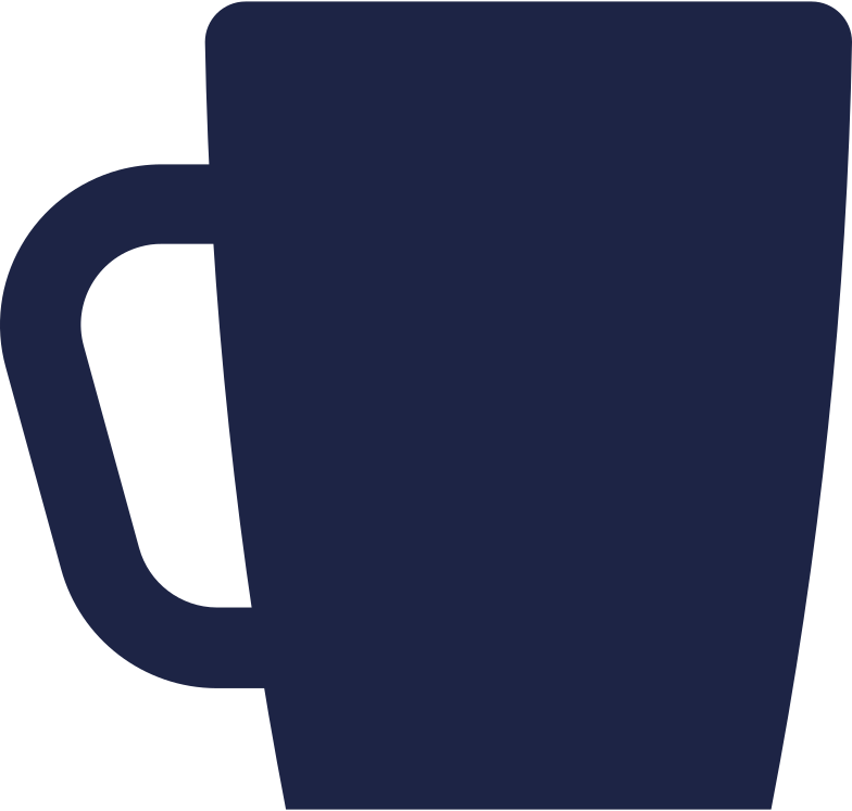 workflow  cup of tea line Clipart illustration in PNG, SVG