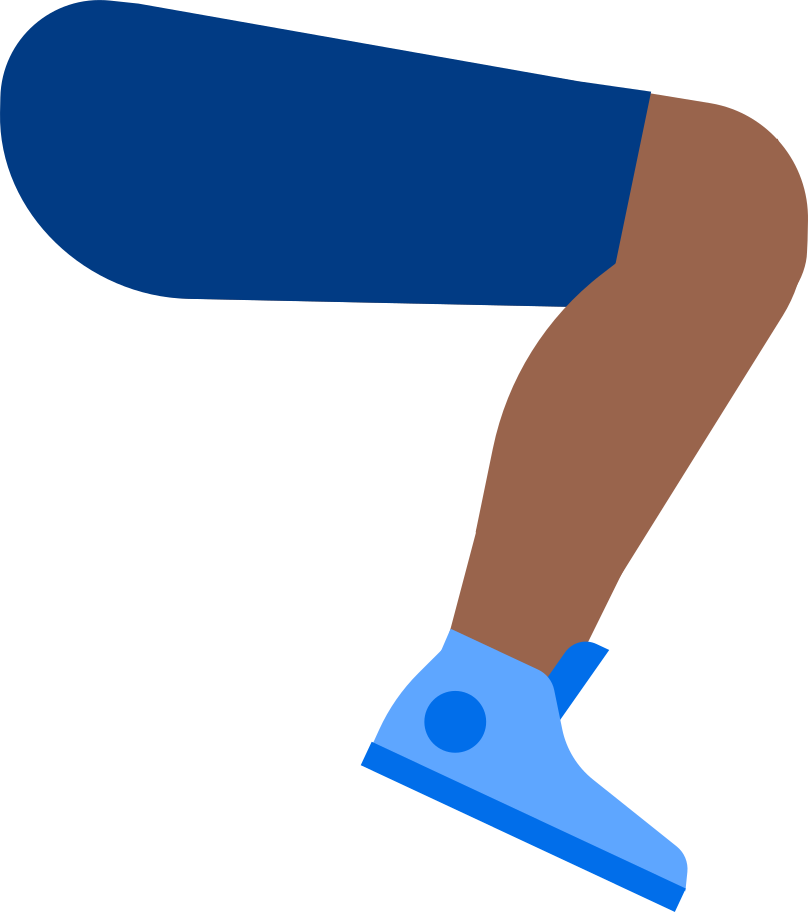 woman leg Clipart illustration in PNG, SVG
