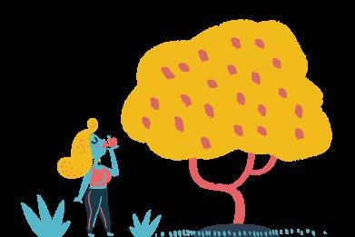 Imágenes de morder la fruta estilo  en PNG y SVG | Ilustraciones Icons8