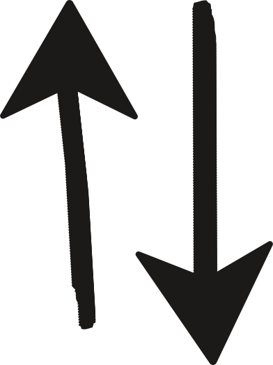 style black arrow two images in PNG and SVG | Icons8 Illustrations