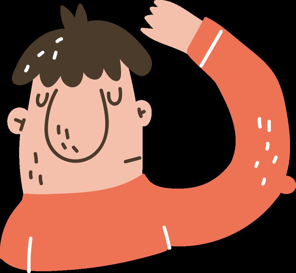 man Clipart illustration in PNG, SVG