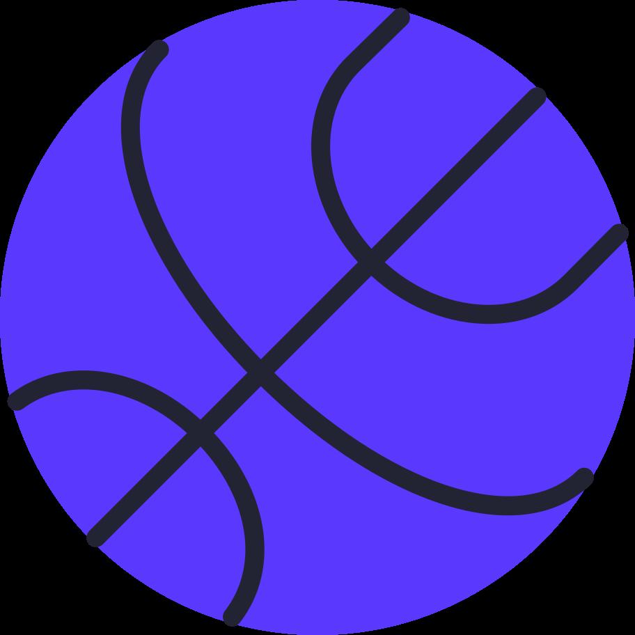 Style  ballon de basket Images vectorielles en PNG et SVG | Icons8 Illustrations