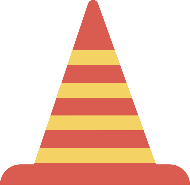 cone Clipart illustration in PNG, SVG