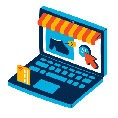 style Online-shop images in PNG and SVG | Icons8 Illustrations
