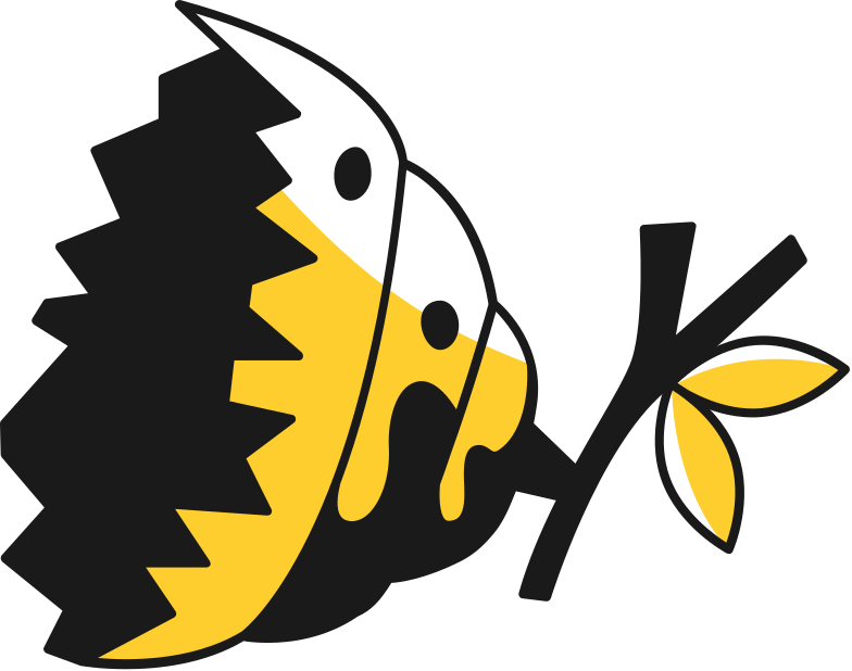 style broken hive upper half Vector images in PNG and SVG | Icons8 Illustrations
