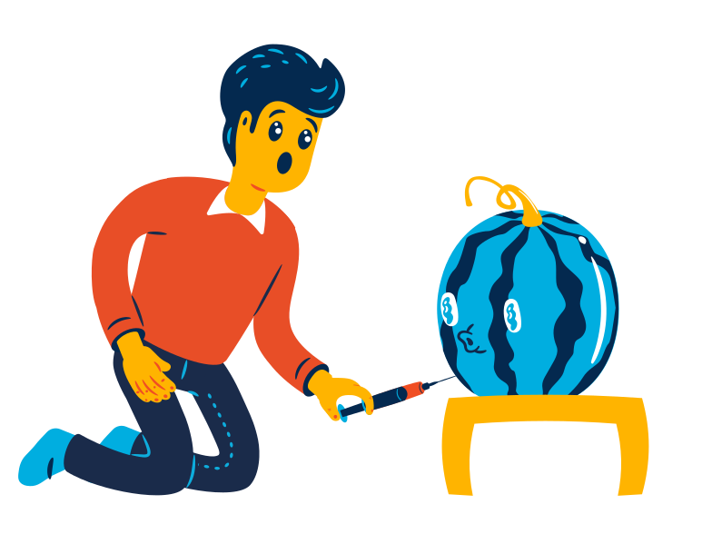 GMO Clipart illustration in PNG, SVG