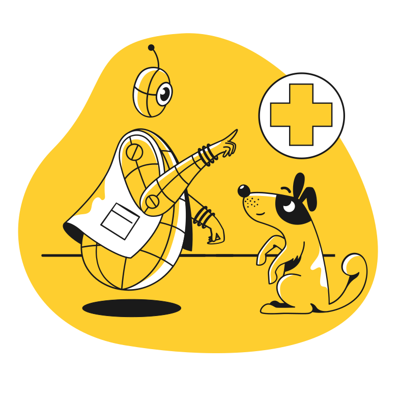 style Veterinar Vector images in PNG and SVG | Icons8 Illustrations