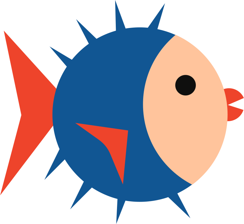fish Clipart illustration in PNG, SVG