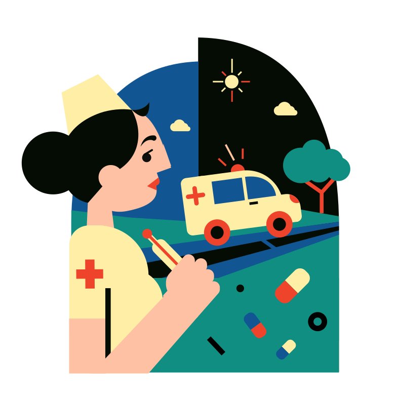 style Ambulance Vector images in PNG and SVG | Icons8 Illustrations
