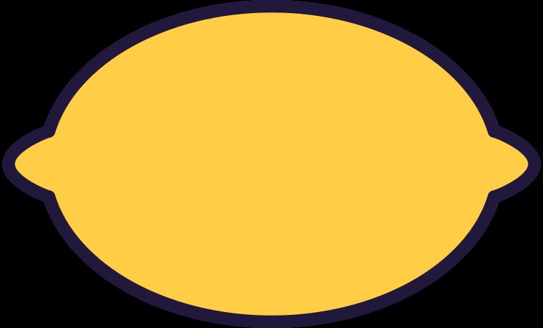 l lemon Clipart illustration in PNG, SVG