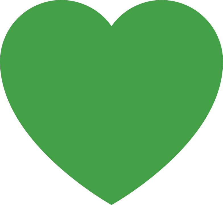 style heart green Vector images in PNG and SVG | Icons8 Illustrations