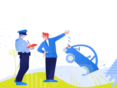 style Traffic police images in PNG and SVG | Icons8 Illustrations
