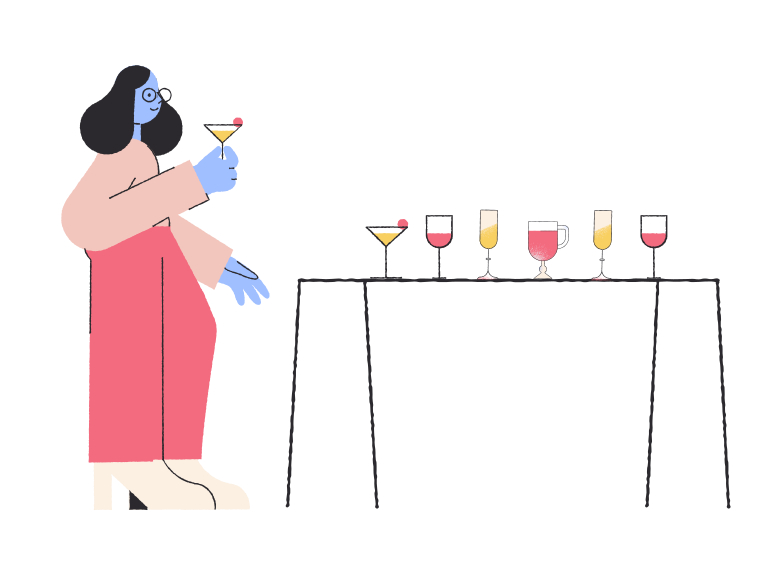 style Cocktail party Vector images in PNG and SVG | Icons8 Illustrations