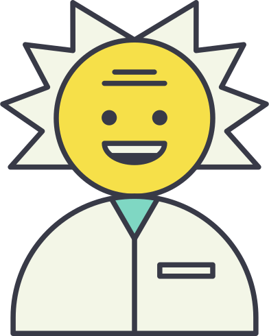 style crazy professor images in PNG and SVG   Icons8 Illustrations