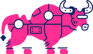 style bull in snow images in PNG and SVG | Icons8 Illustrations