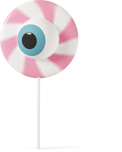 style candy-eye images in PNG and SVG | Icons8 Illustrations