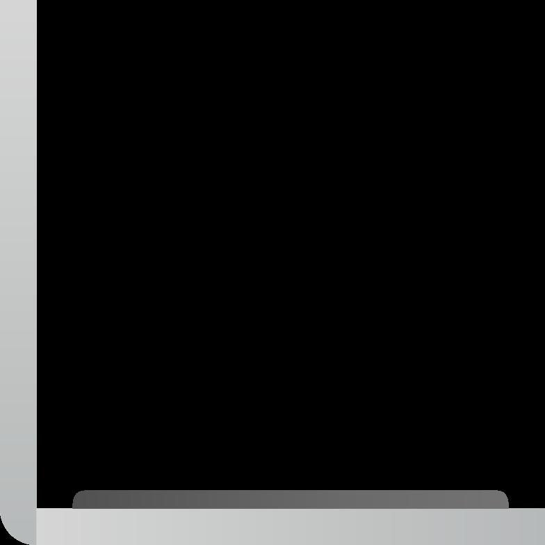 laptop Clipart illustration in PNG, SVG
