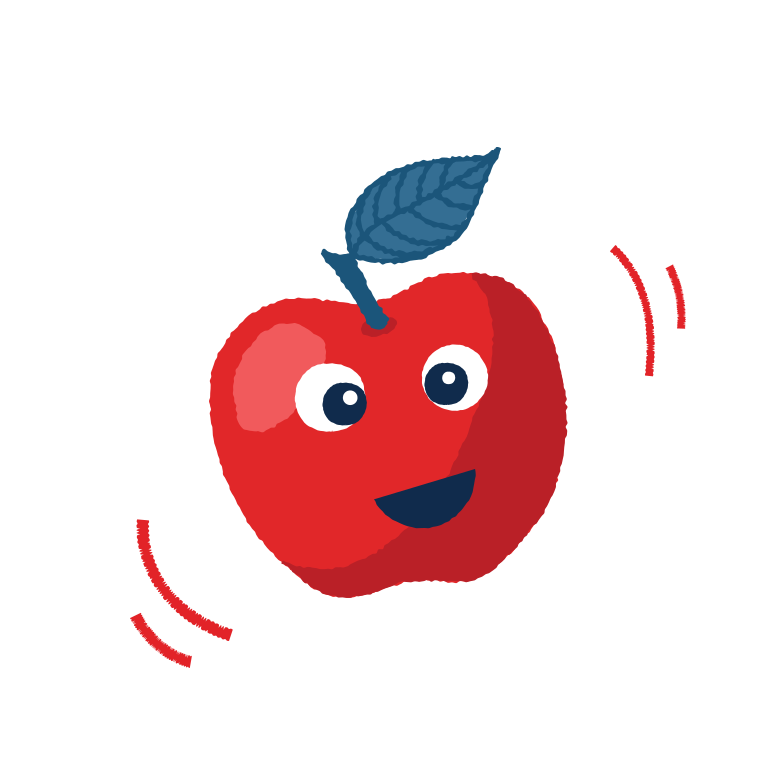 style Cute apple Vector images in PNG and SVG | Icons8 Illustrations