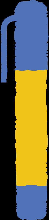 marker Clipart illustration in PNG, SVG