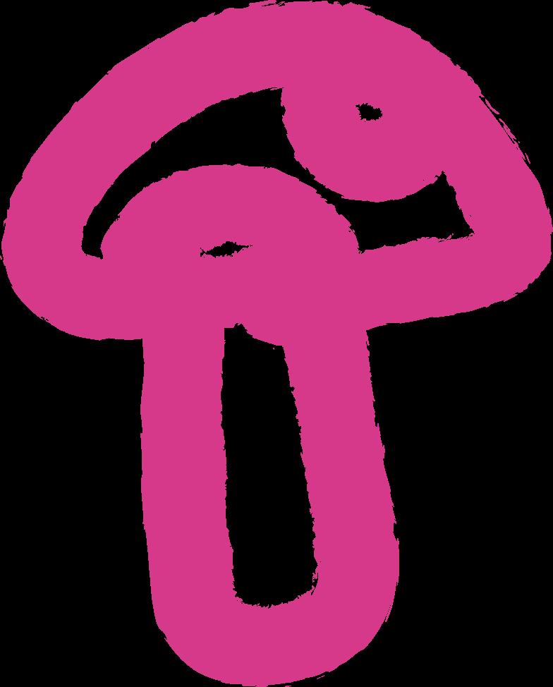 Fungo Illustrazione clipart in PNG, SVG
