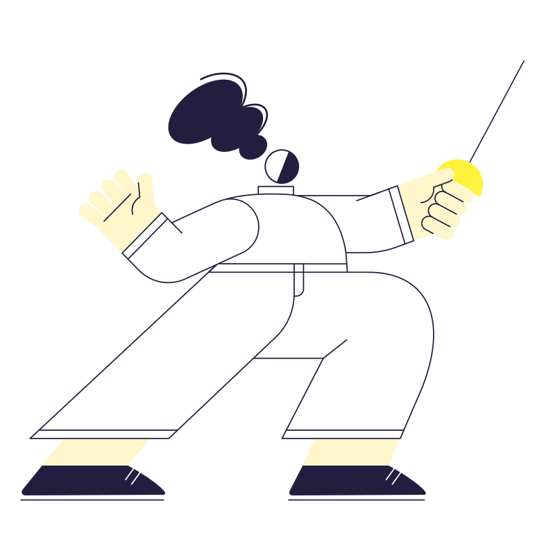 style Swordswoman Vector images in PNG and SVG | Icons8 Illustrations