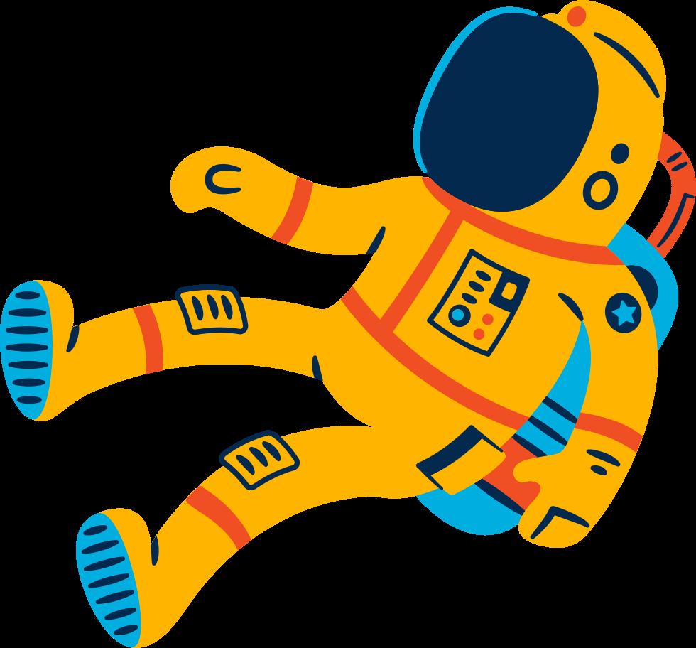 PNGとSVGの  スタイルの 宇宙飛行士 ベクターイメージ   Icons8 イラスト