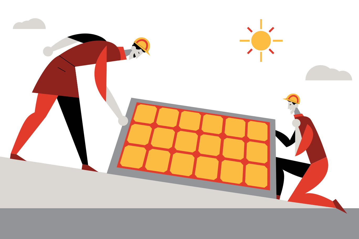 Useful energy Clipart illustration in PNG, SVG