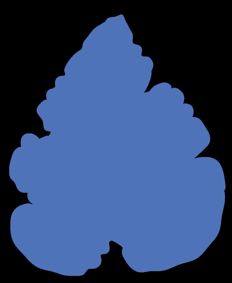 Клипарт Лист в PNG и SVG