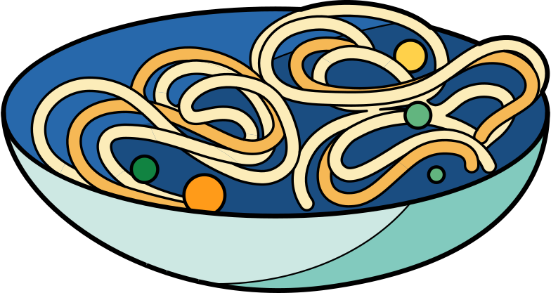 style m noodles Vector images in PNG and SVG | Icons8 Illustrations