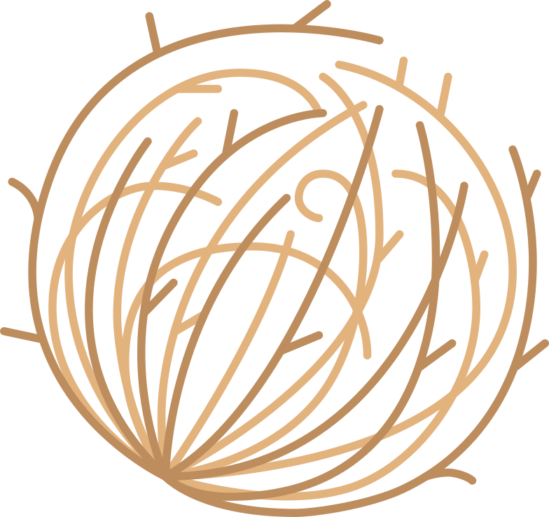 tumbleweed Clipart illustration in PNG, SVG
