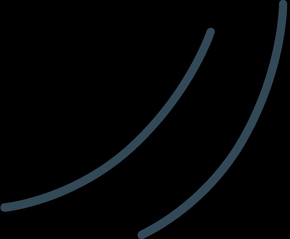 decorative lines Clipart illustration in PNG, SVG