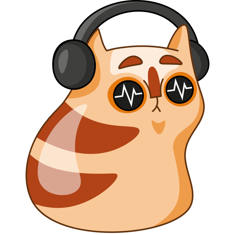 Good music Clipart illustration in PNG, SVG