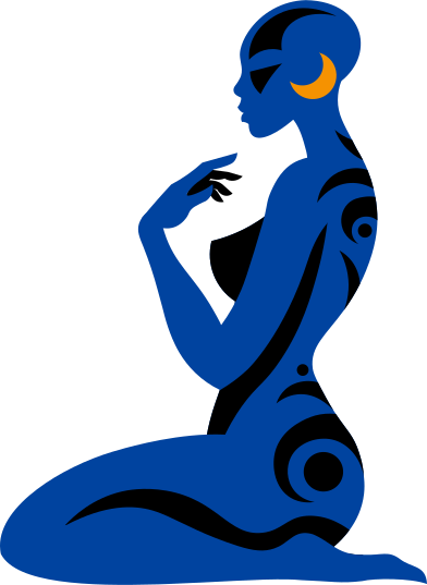 style blue woman images in PNG and SVG | Icons8 Illustrations