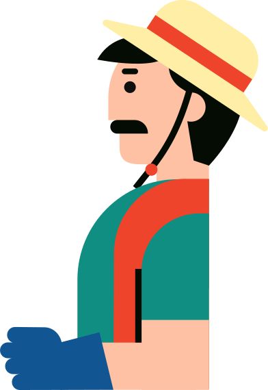 style farmer images in PNG and SVG | Icons8 Illustrations