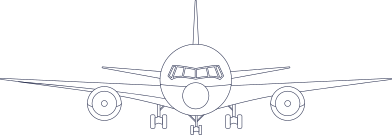 style plane 1 line images in PNG and SVG | Icons8 Illustrations
