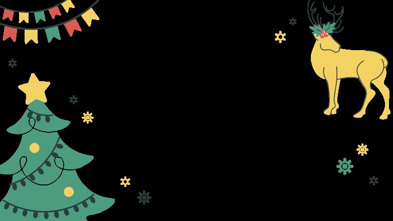 Ilustración de clipart de Nieve de navidad en PNG, SVG