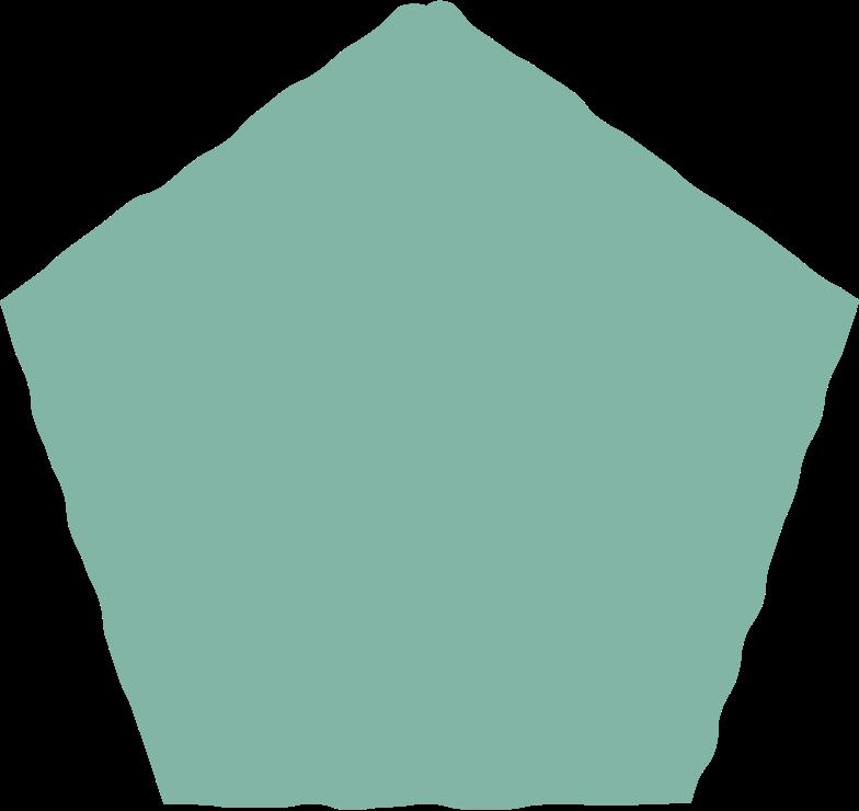 Imágenes vectoriales Pentágono verde en PNG y SVG estilo  | Ilustraciones Icons8