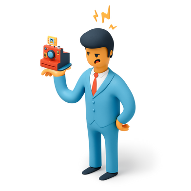 style Man with camera images in PNG and SVG | Icons8 Illustrations