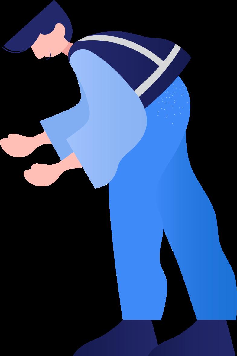 street cleaner Clipart illustration in PNG, SVG