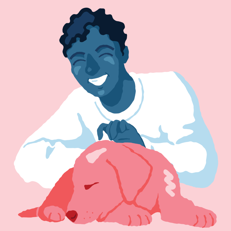 Animal care Clipart illustration in PNG, SVG