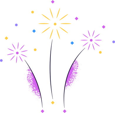 style fireworks images in PNG and SVG   Icons8 Illustrations