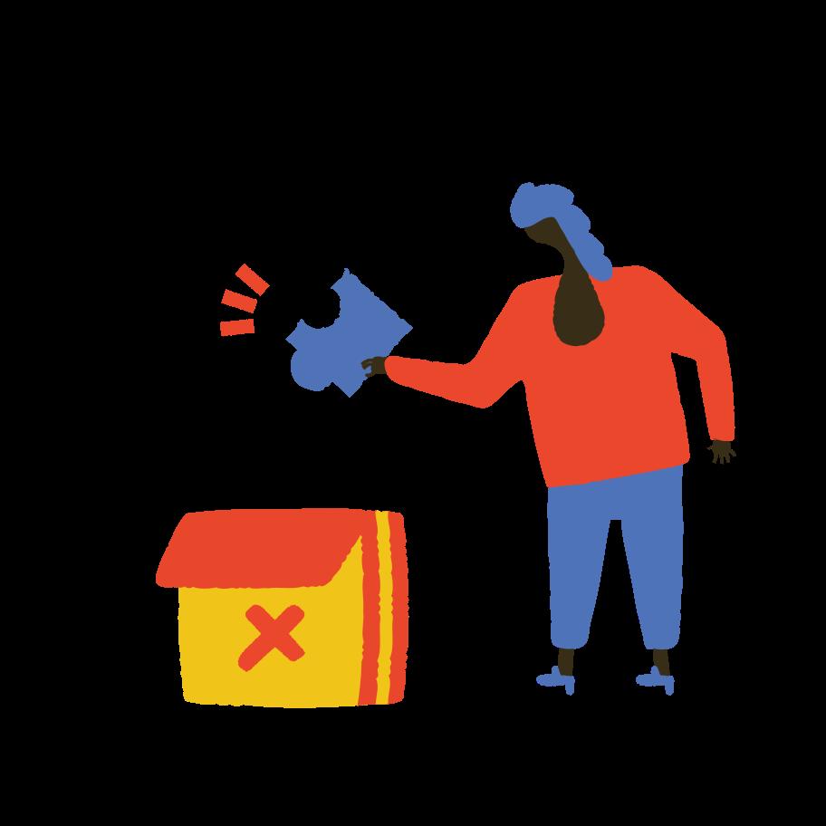 Delete Clipart illustration in PNG, SVG