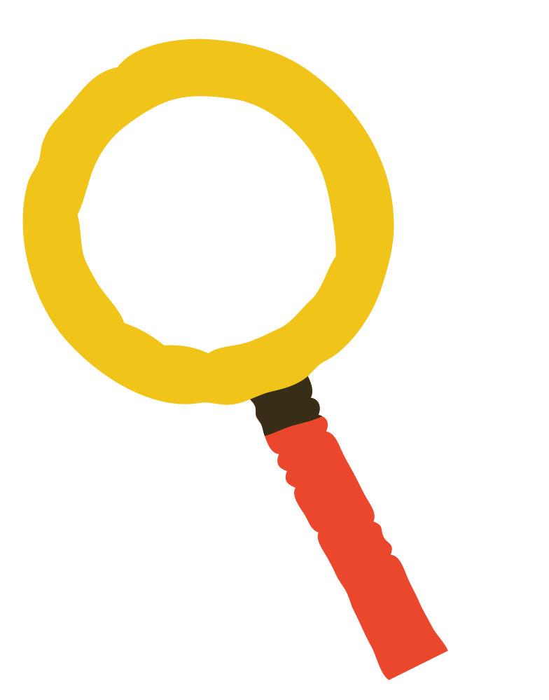 Immagine Vettoriale lente d'ingrandimento in PNG e SVG in stile  | Illustrazioni Icons8