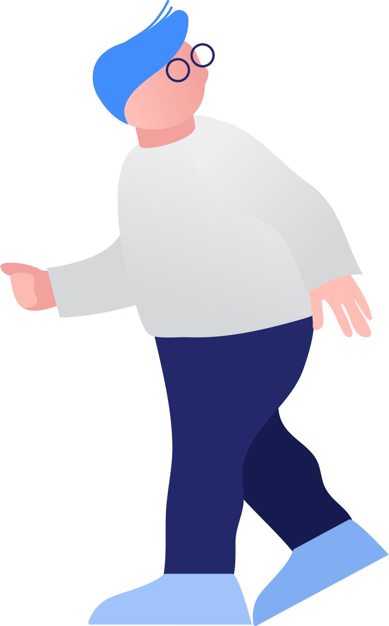 style fat boy walking Vector images in PNG and SVG | Icons8 Illustrations